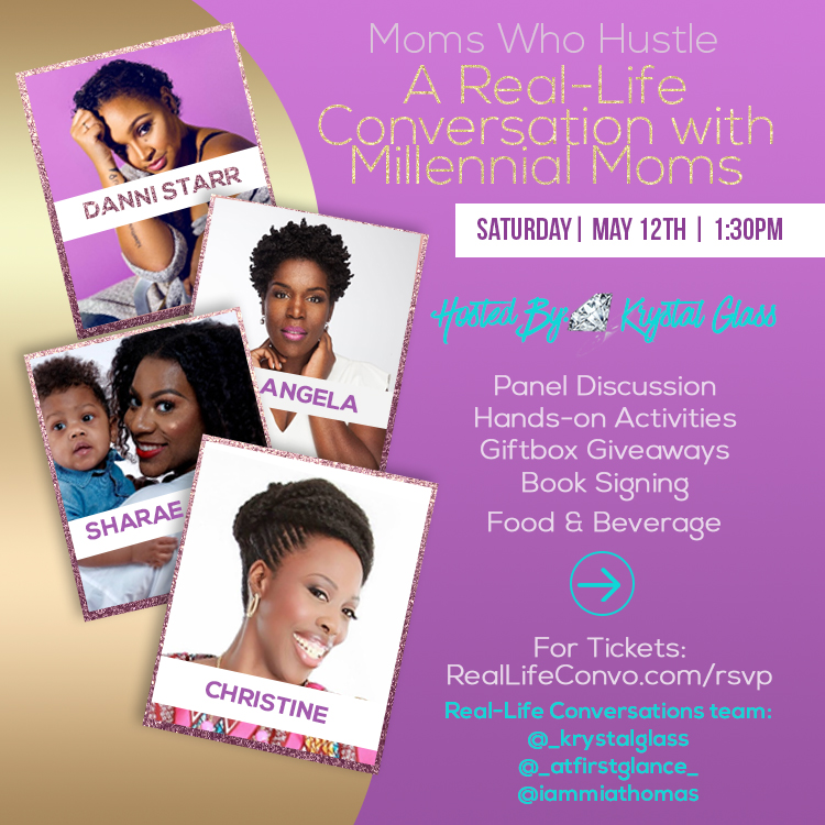 Updated Moms Who Hustle Flyer
